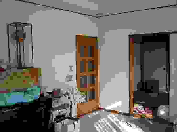 和室・母の部屋(改修前) の 青戸信雄建築研究所
