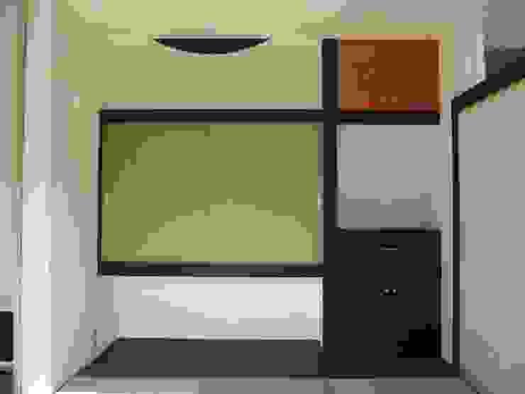 母の部屋収納部 の 青戸信雄建築研究所