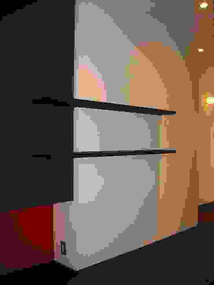 玄関飾り棚 の 青戸信雄建築研究所