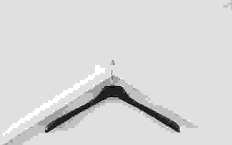 Dressing minimaliste par na3 - studio di architettura Minimaliste Fer / Acier