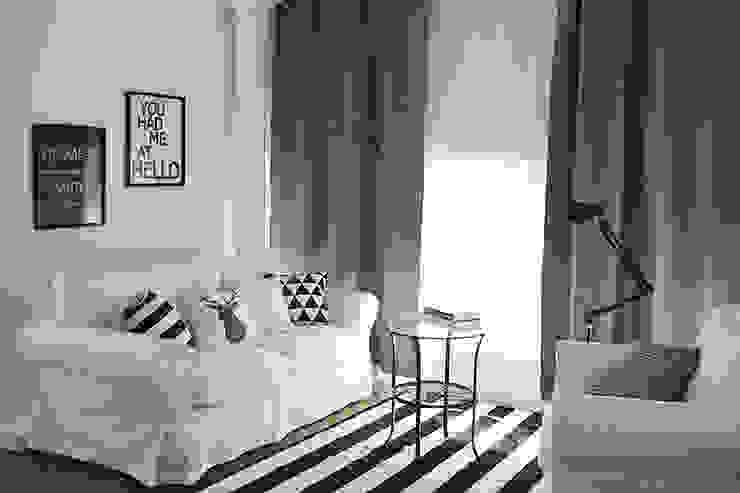 de (주)데코뷰 Escandinavo Textil Ámbar/Dorado