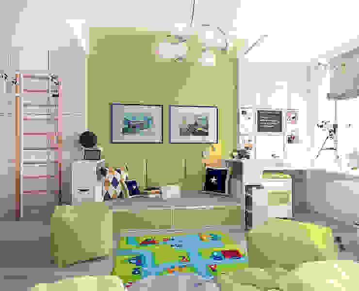ООО 'Студио-ТА' Nursery/kid's room