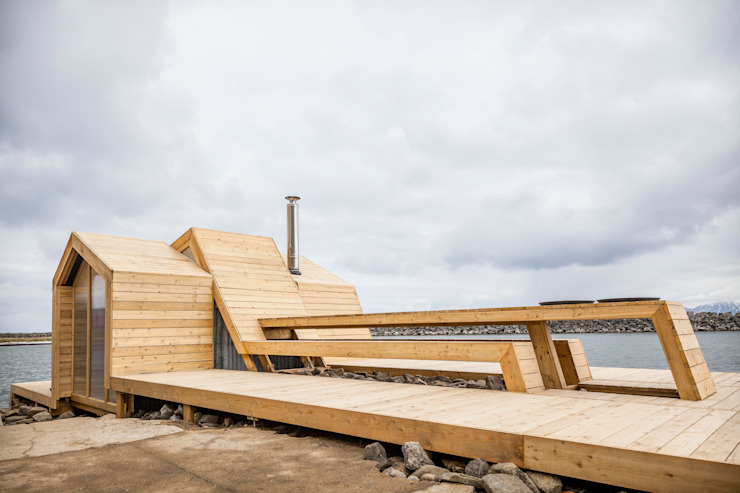 The Bands, Norway Scandinavian style houses by Scarcity and Creativity Studio Scandinavian