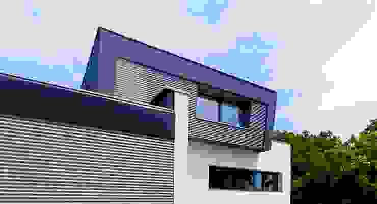 Minimalist houses by Gritzmann Architekten Minimalist