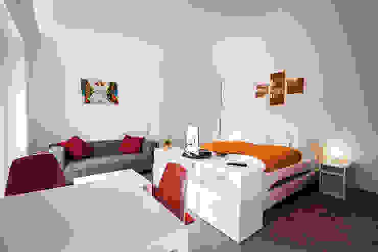 Chambre de style  par Florian Schober Architektur ZT,