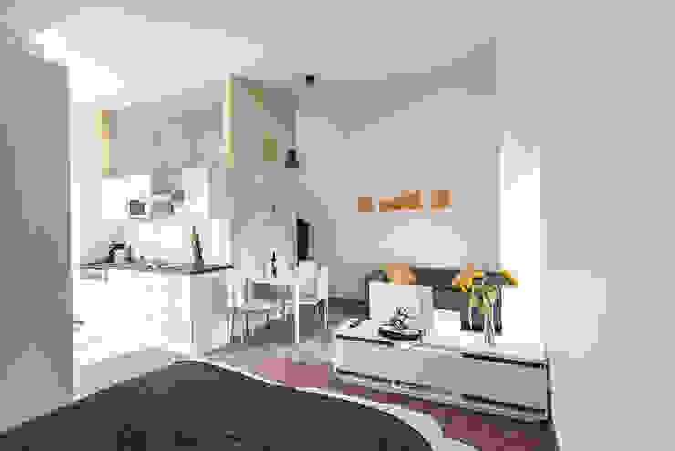 Modern Bedroom by Florian Schober Architektur ZT Modern