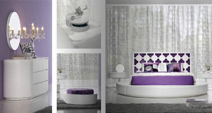 Classic style bedroom by GLAMOUR LORCA Classic