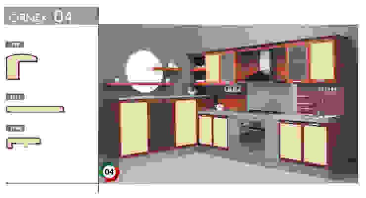 Mutfak & Mobilya Modern Mutfak armoni yapı Modern