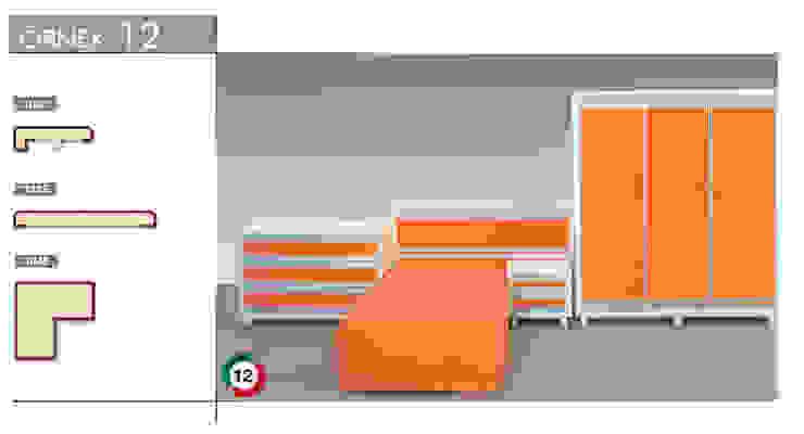Mutfak & Mobilya Modern Çocuk Odası armoni yapı Modern