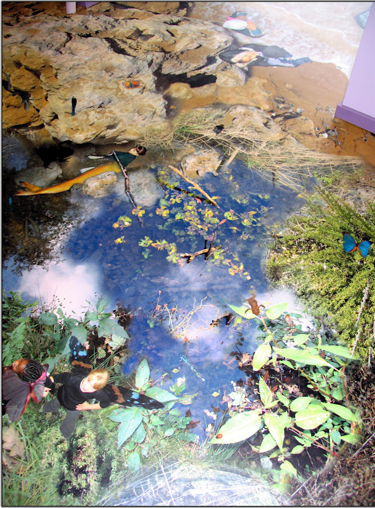 How Does Your Garden Grow? par Blue Butterfly Flooring Rural
