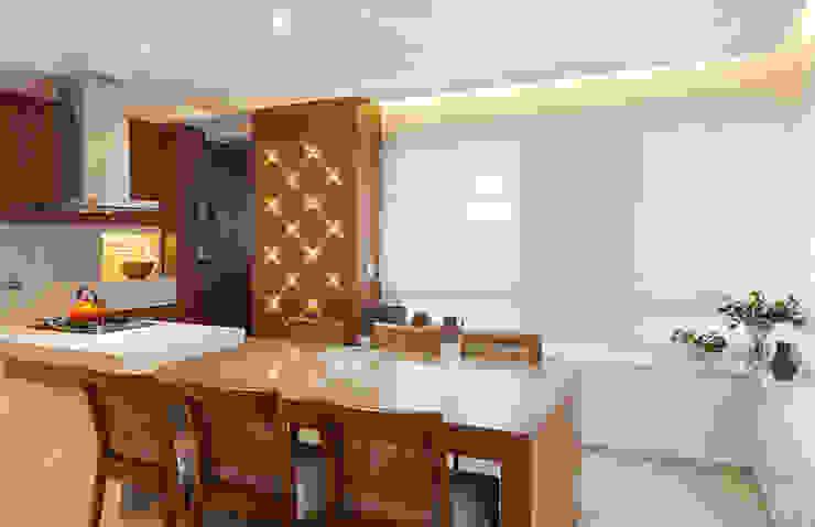 Petrópolis Cozinhas modernas por Estela Andreazza arquitetura +interiores Moderno
