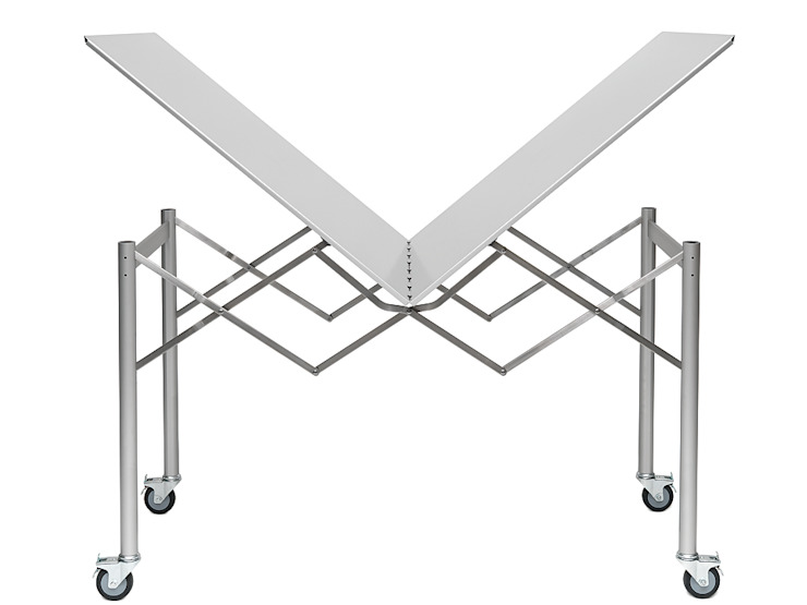 por Thut Möbel AG Moderno Alumínio/Zinco