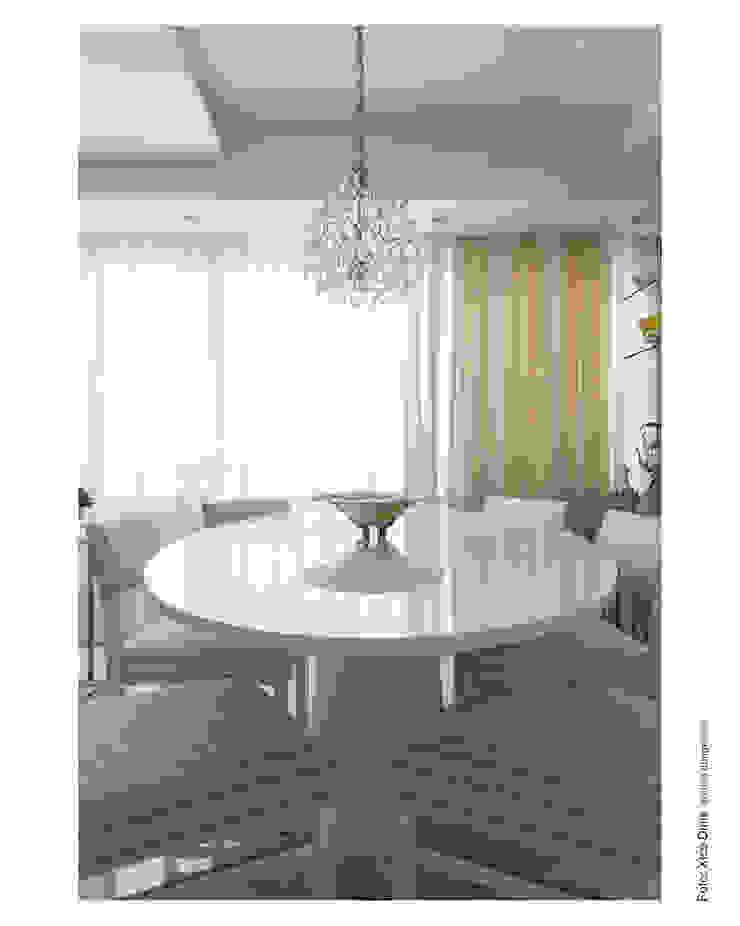 Cristiane Pepe Arquitetura Classic style dining room