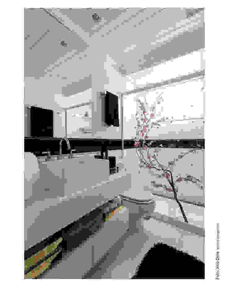 Cristiane Pepe Arquitetura Classic style bathroom