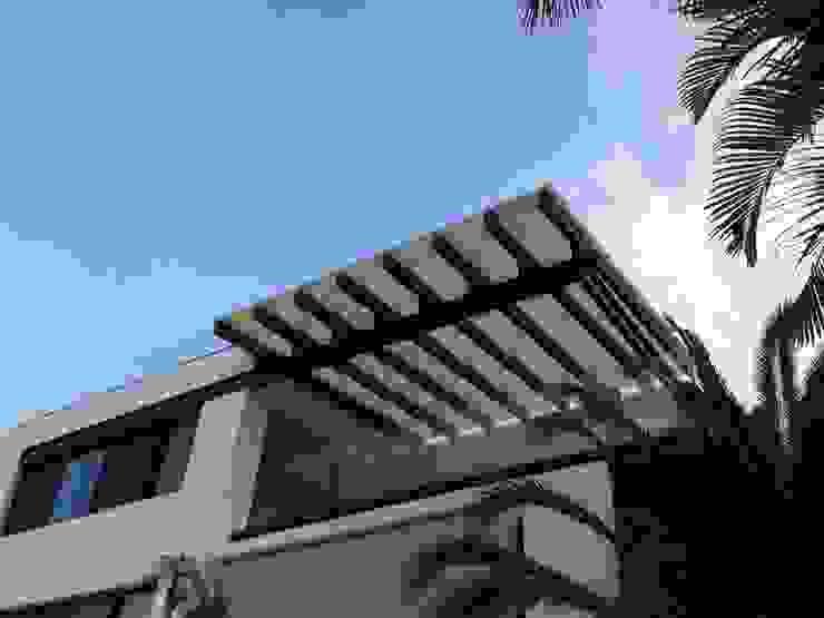 Domo Casas modernas de HO arquitectura de interiores Moderno
