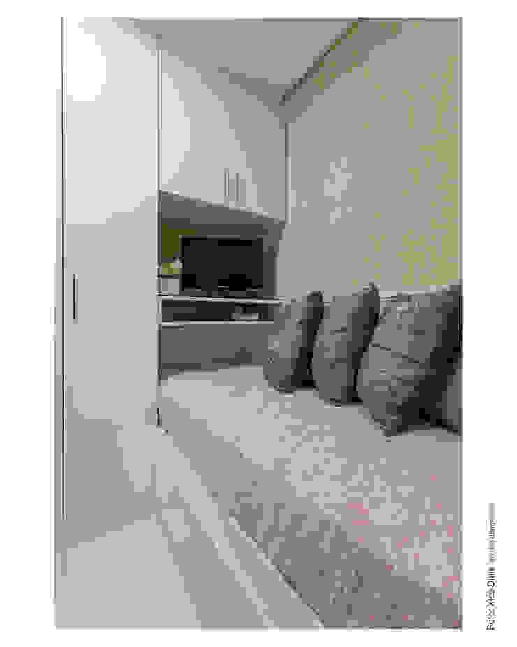 Cristiane Pepe Arquitetura Classic style bedroom