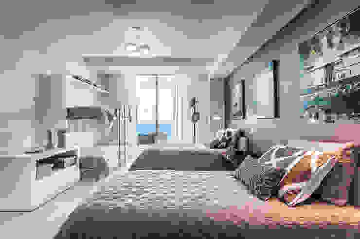 Moderne Schlafzimmer von Regina Claudia p. Galletti Modern
