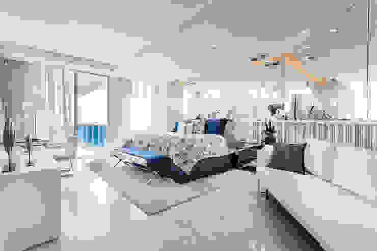 Dormitorios de estilo  de Regina Claudia p. Galletti, Moderno