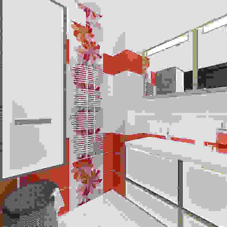 Baños de estilo  por Design Rules, Ecléctico