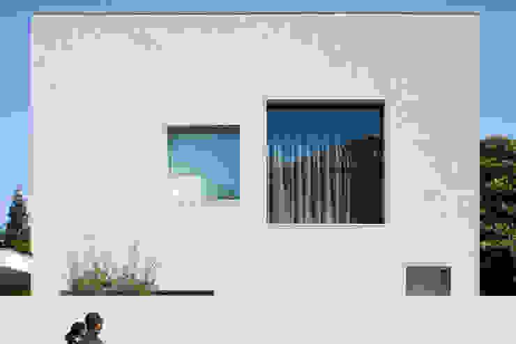 Casa F+M Casas modernas por joão rapagão Moderno