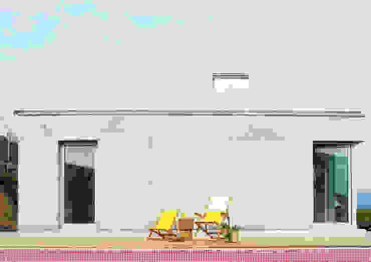 Terrazas de estilo  por Artspazios, arquitectos e designers