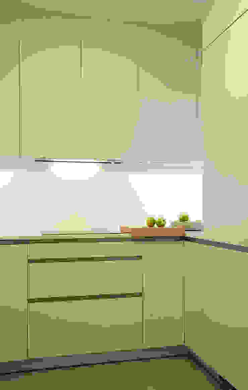 MADG Architect 現代廚房設計點子、靈感&圖片