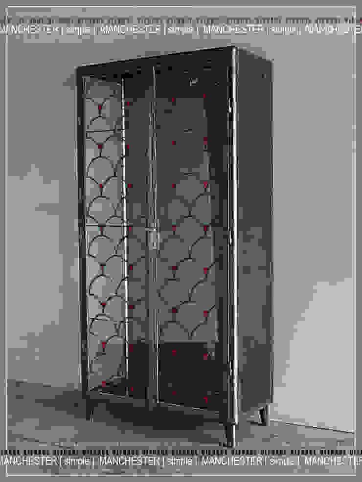 Металлический шкаф - MODERN [crystal] от KAGADATO Лофт