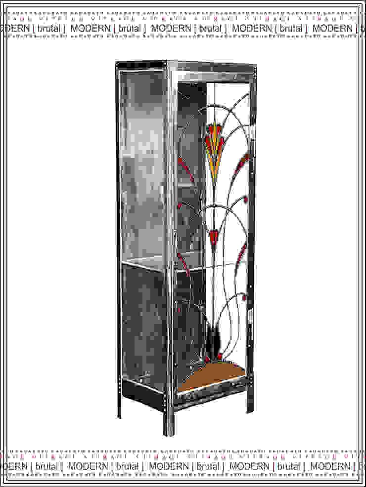 Металлический шкаф - MODERN [brutal] от KAGADATO Лофт