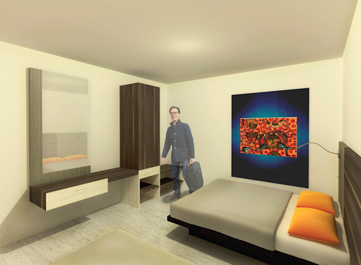 HOTEL IS ODRACIR Hoteles de estilo moderno