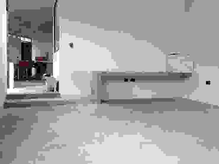 Barra en sala. Salones rurales de Paramétrica Arquitectos Rural