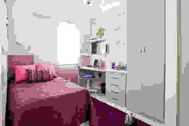 Детская комната в стиле модерн от Amanda Pinheiro Design de interiores Модерн