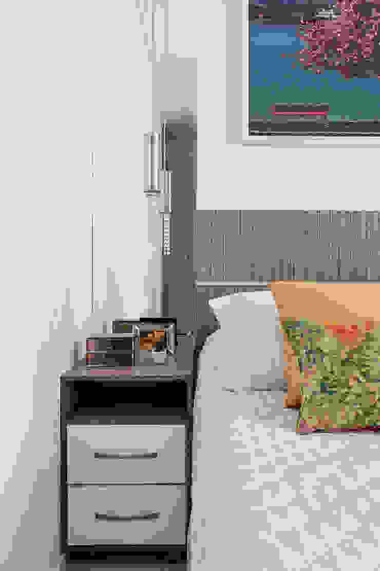 Amanda Pinheiro Design de interiores Modern style bedroom