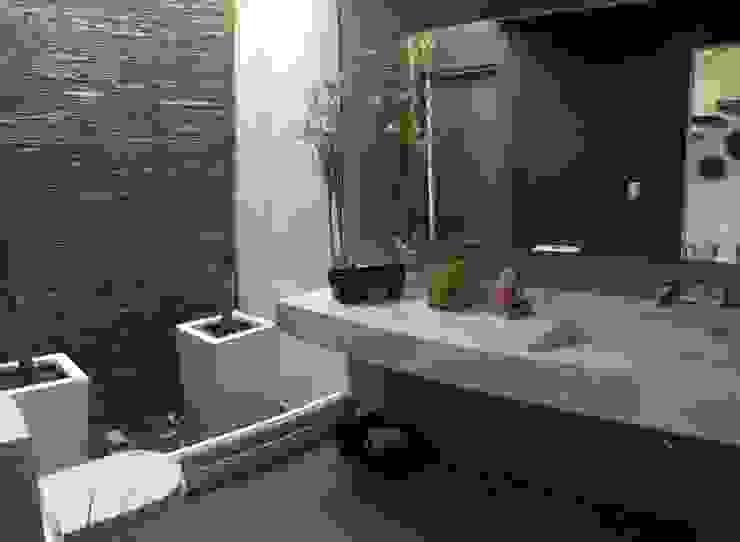 Baño Baños de estilo moderno de SANTIAGO PARDO ARQUITECTO Moderno
