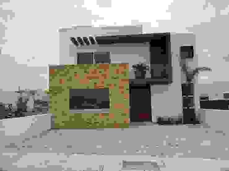 Maisons de style  par SANTIAGO PARDO ARQUITECTO,