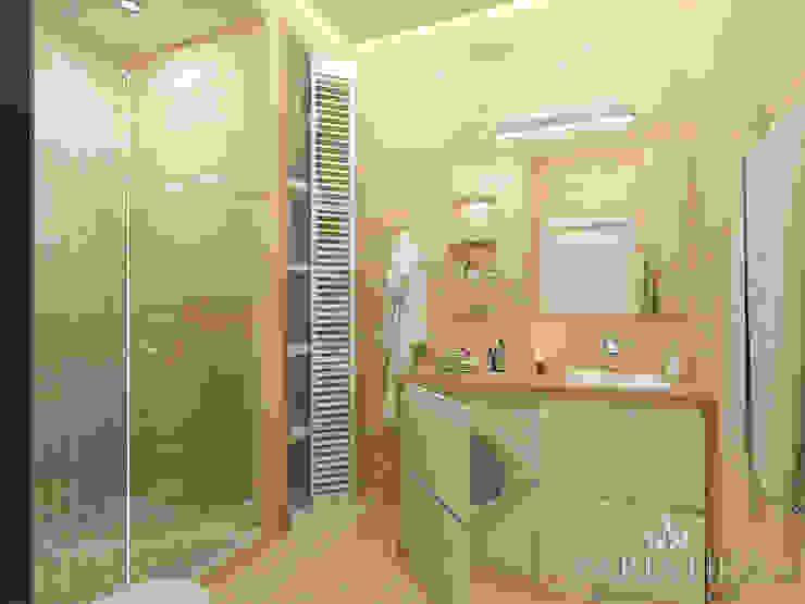 Baños de estilo minimalista de variatika Minimalista