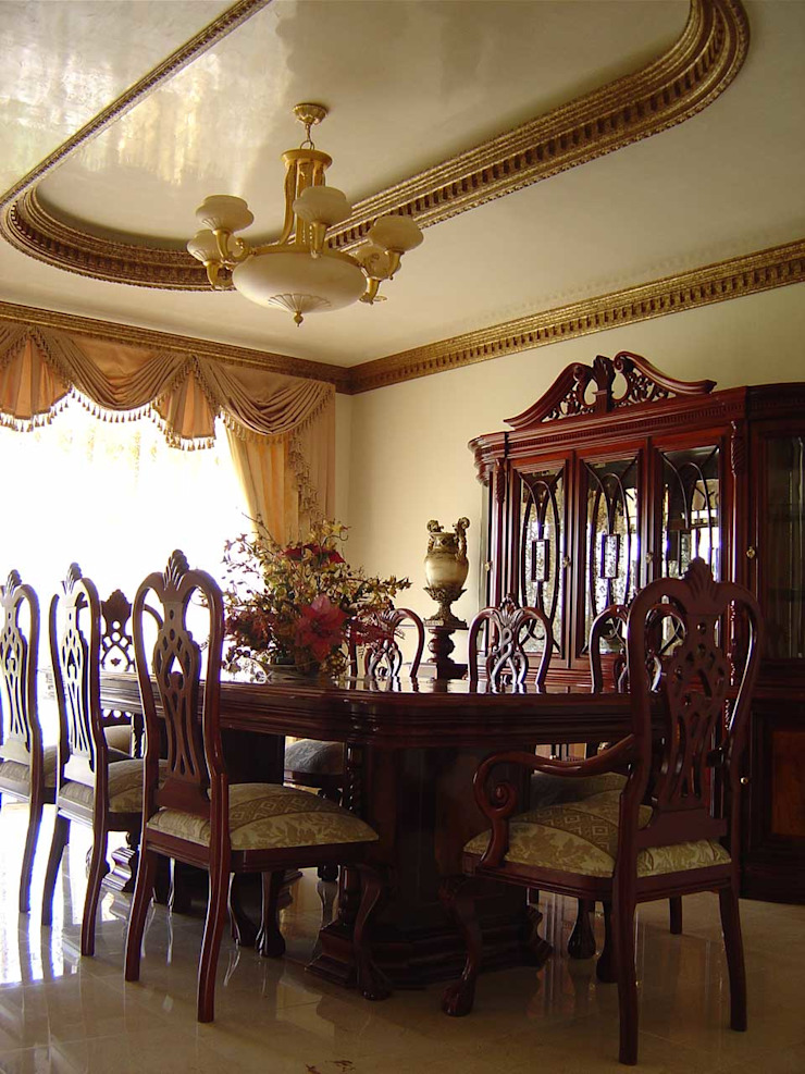 Classic style dining room by SANTIAGO PARDO ARQUITECTO Classic