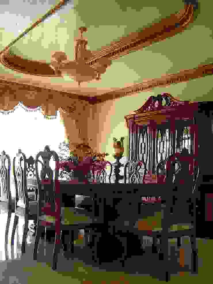 Phòng ăn phong cách kinh điển bởi SANTIAGO PARDO ARQUITECTO Kinh điển