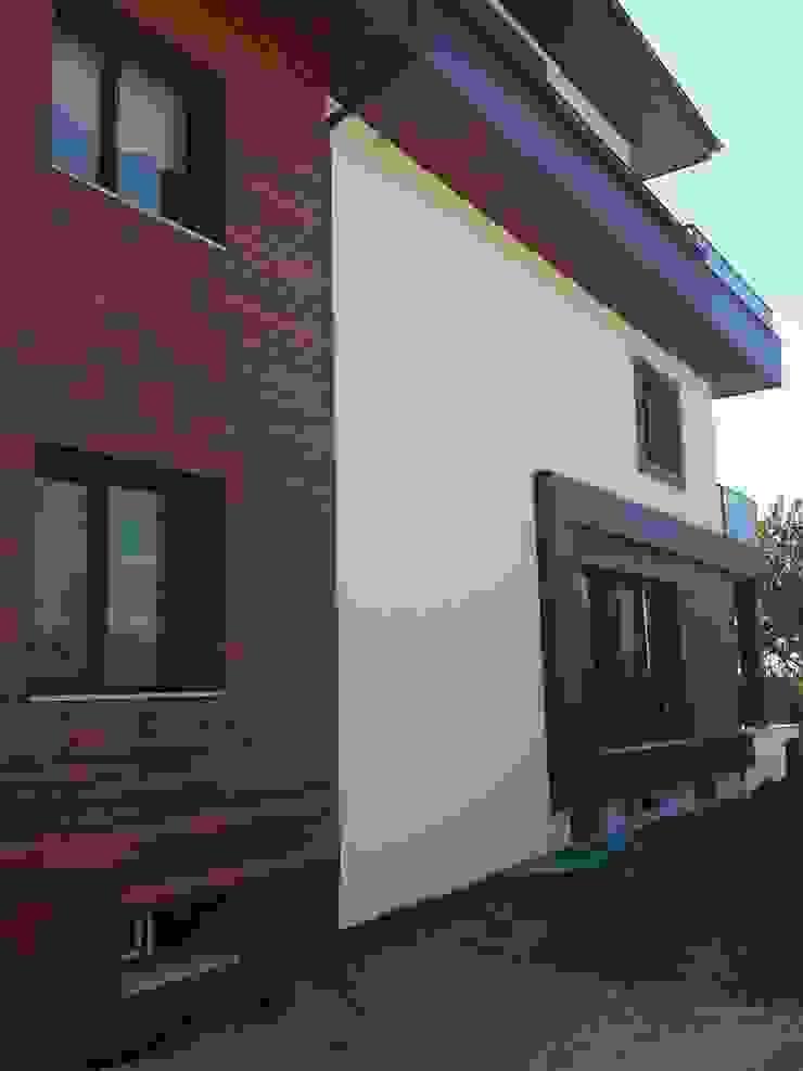 Görgülü villasi Modern Evler CANSEL BOZKURT interior architect Modern