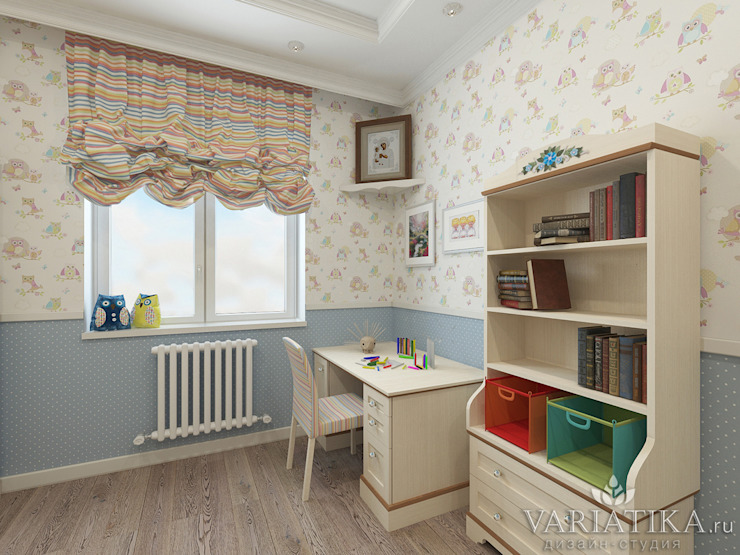 Ausgefallene Kinderzimmer von variatika Ausgefallen