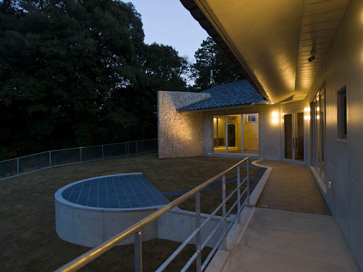 森田昌司建築空間設計 Casas estilo moderno: ideas, arquitectura e imágenes