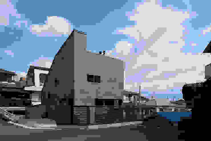 モグラハウス モダンな 家 の 藤森大作建築設計事務所 モダン