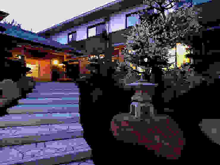 森田昌司建築空間設計 Modern garden