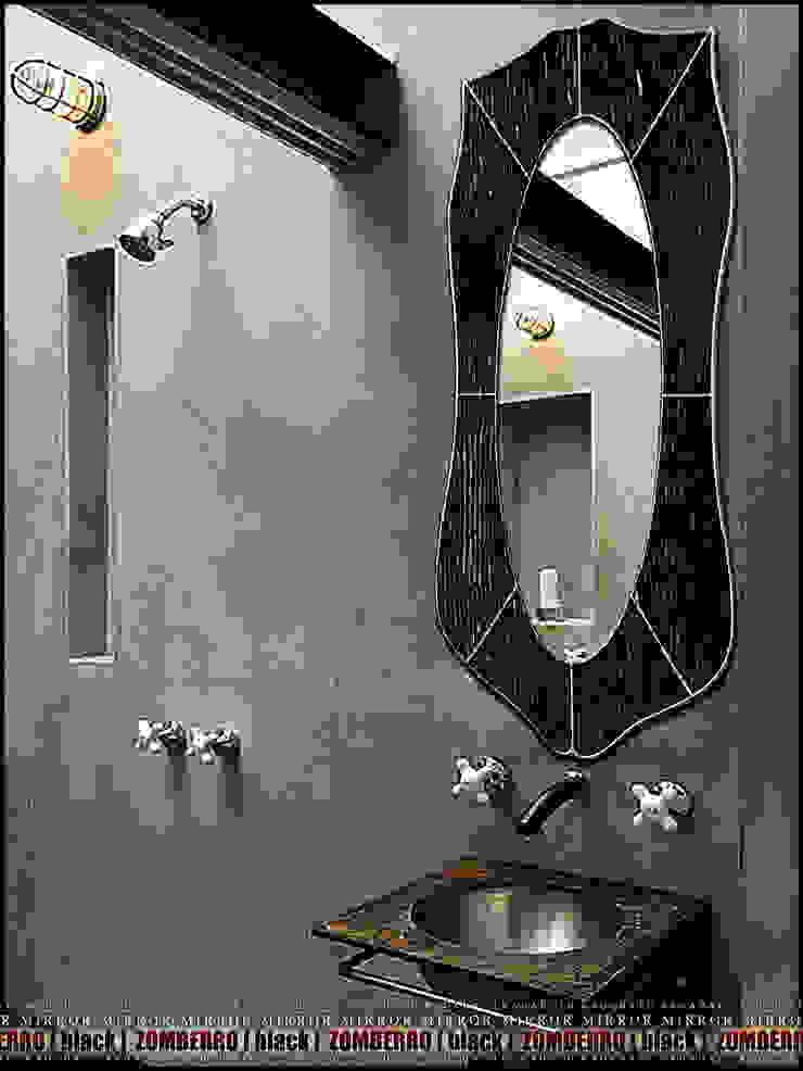 Creative mirror - KAGADATO 衛浴鏡子