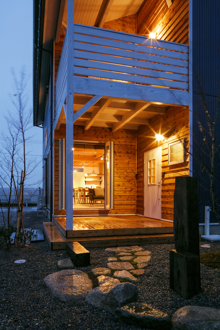 U's HOUSE 北欧風 家 の dwarf 北欧