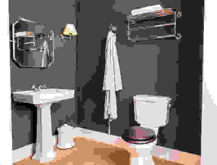 Kenny&Mason New York Bathroom:  Badkamer door Kenny&Mason, Landelijk