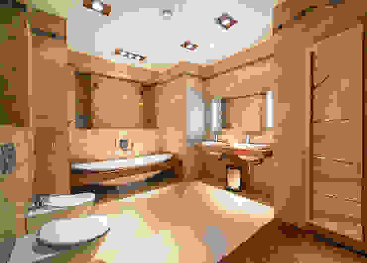 Sky Gallery Industrial style bathroom