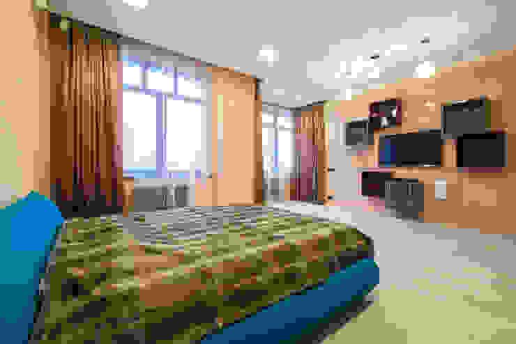 Sky Gallery Minimalist bedroom
