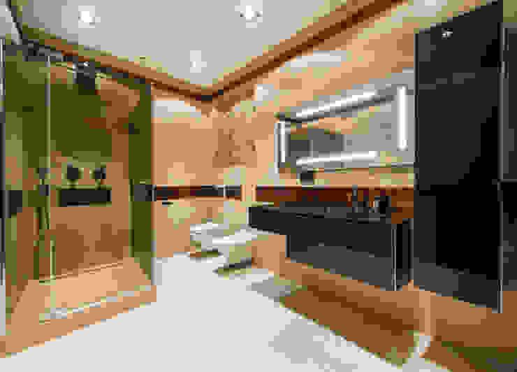 Sky Gallery Minimalist bathroom