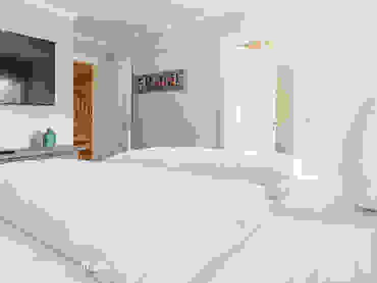 Immofoto-Sylt Camera da letto rurale