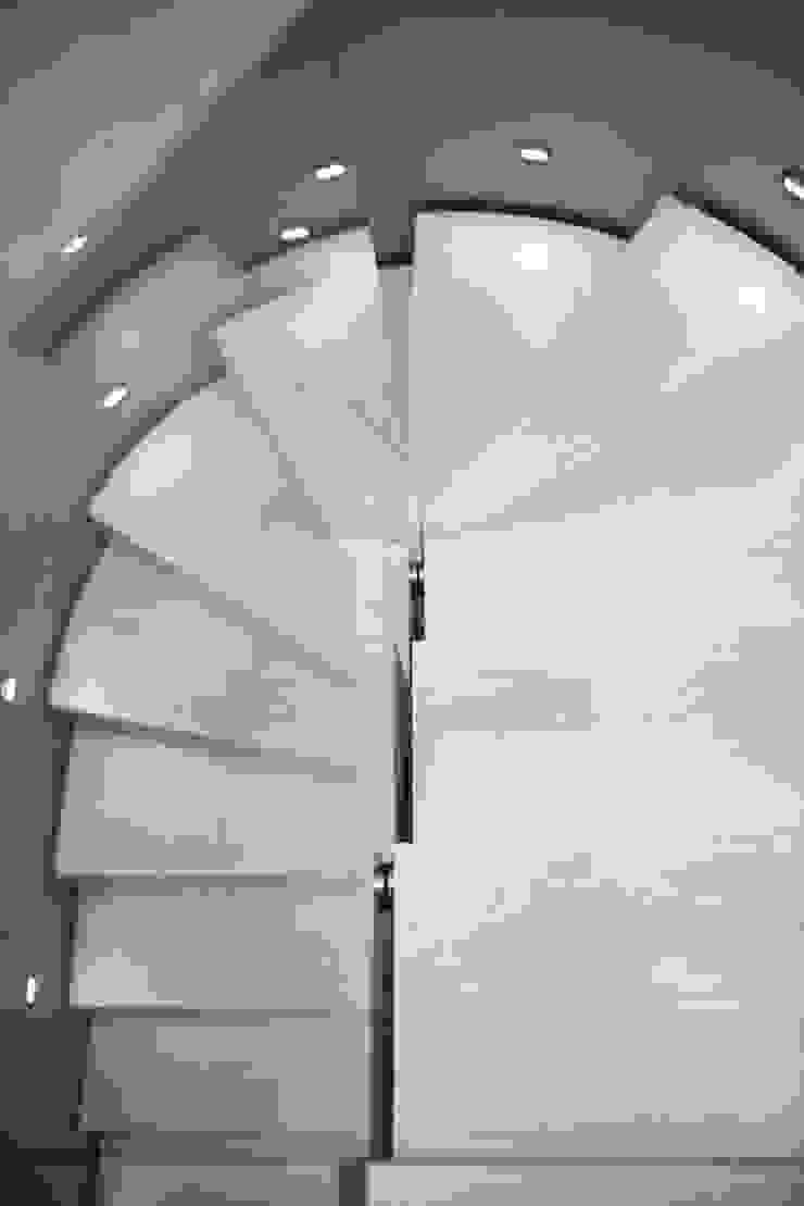 schody drewniane od BRODA schody-dywanowe Nowoczesny